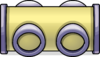 Long Window Tube sprite 020
