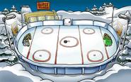 Server Testing 2005 Ice Rink