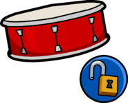 Snare Drum unlockable clothing icon ID 10180