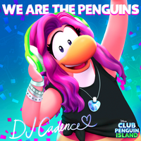 We Are The Penguins Album Cover