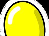 Yellow Balloon Pin