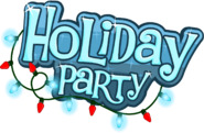 Holiday Party 2012 logo