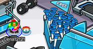Penguin Cup cheats 5