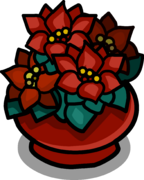 Potted Poinsettia sprite 001