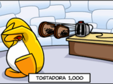 Tostadora 1000