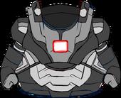 War Machine Armor clothing icon ID 4832