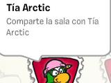Tía Arctic (estampilla)