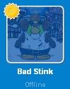 Bad Stink en la lista de amigos
