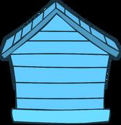 Blue Puffle House sprite 003