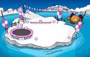 Fiesta de Puffles 2009 - Iceberg