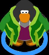 Green Peacoat IG