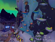 Montaña Ventisca Noche de Brujas