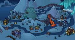 Operation Puffle Wilderness map