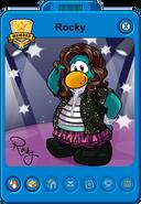 Rocky Playercard