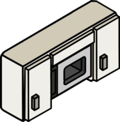 Upper Cabinets icon