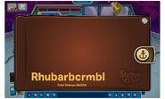 Álbum de Estampillas de Rhubarbcrmbl
