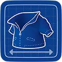 Blueprint Lifeguard Jacket icon