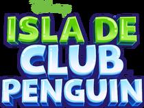 Isla de Club Penguin Logo
