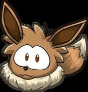 Puffle Eevee Pokémon Club Penguin