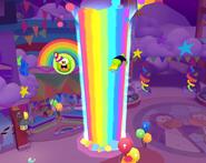RainbowGeyser