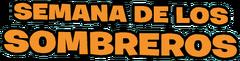 Semana de los Sombreros Locos Logo