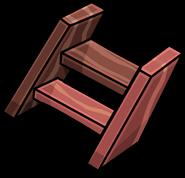 Short Wooden Steps sprite 001