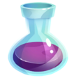 Supplies Chemistry Beaker icon