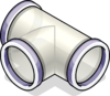 T-joint Puffle Tube sprite 026