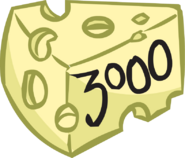 The Cheese 3000