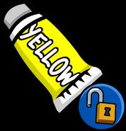 Yellow Face Paint (Unlockable 2)