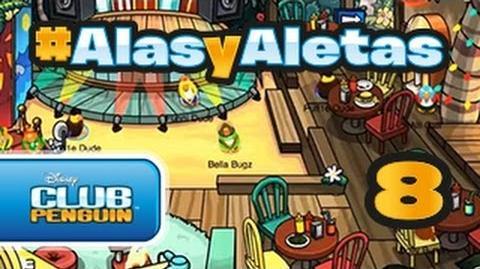 Alasyaletas - Episodio 8 Club Penguin oficial