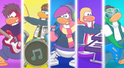 Best Day Ever - Penguin Band and Cadence