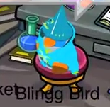 Blingg bird 22