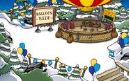 Bosque Festival de Vuelo