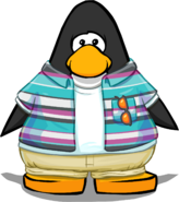 Clothing 24303 player card