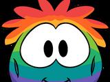 Disfraz de Puffle Multicolor