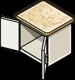 Granite Top Double Cabinet sprite 006