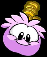 Puffle Rosa 25