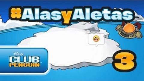 Alasyaletas - Episodio 3 Club Penguin oficial