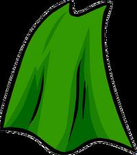Capa Verde icono