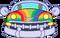 Carro Multicolor icono