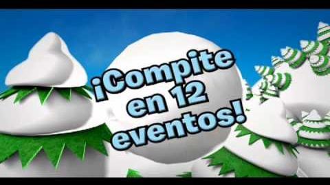 Club Penguin GameDay (Día de Juego) - Nintendo Wii