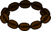 Coffee Bean Necklace icon