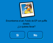 PH Gold Puffle Giveaway