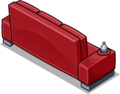Red Designer Couch sprite 022