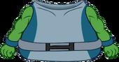 She-Hulk Bodysuit