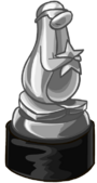 Silver Award clothing icon ID 5216