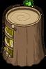 Stump Bookcase sprite 030