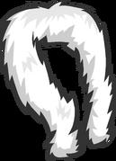 White Feather Boa Icon 3100