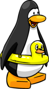 Yellow Rubbie Duckie